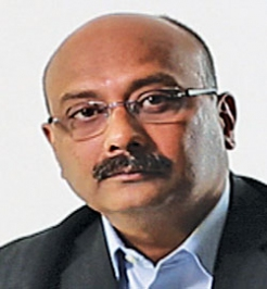 Interview with Tech Mahindra's Jagdish M...