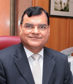 R.K. Upadhyay, Chairman and MD, BSNL