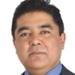 Ausim Khan, Country Manager, Channel Bus...