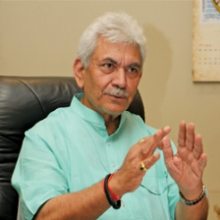 Exclusive Interview with Manoj Sinha