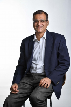 Interview with Navin Vohra, Vice Preside...