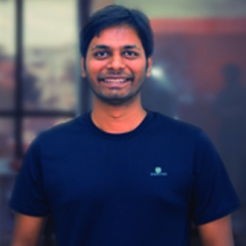 Sachin Jaiswal, Co-founder and Chief Exe...