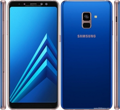Samsung launches the Galaxy A8+ smartpho...